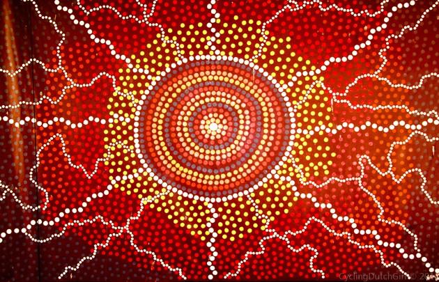 o despertar aborígene