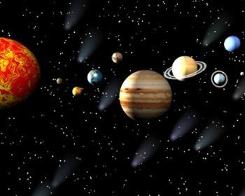 Por que os planetas do Sistema Solar têm esses nomes?