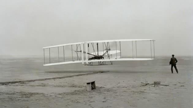 Primeiro vôo Flyer