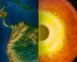 Quais são as camadas da Terra e como sabemos que elas são assim