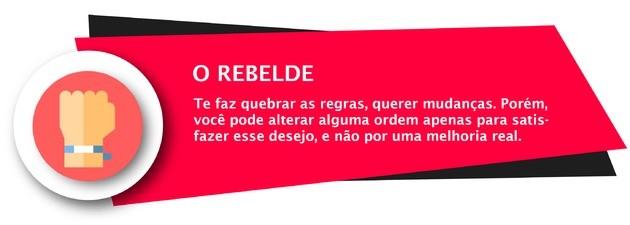 Arquétipo Rebelde