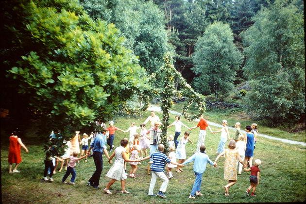 Dança Solsticio