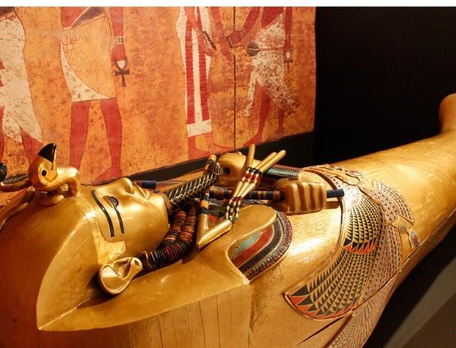 Sarcófago de Tutankamon