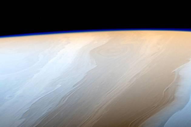 Superfície de Saturno