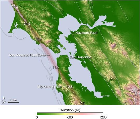 A falha de San Andreas2