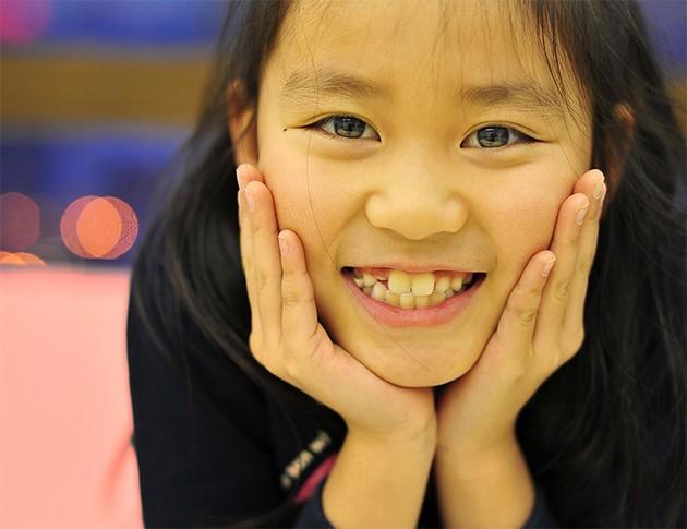 Sorriso Japão