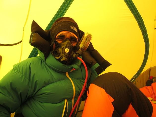 Equipamento Everest