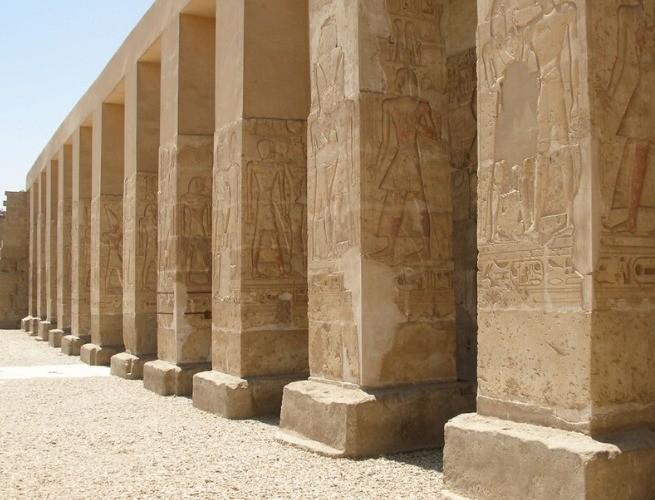 Templo de Osíris em Abidos