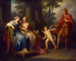 Será que foi Afrodite a responsável pela Guerra de Troia?