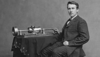 Thomas Edison: biografia e invenções fantásticas  (a lâmpada e muitas outras)
