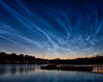 Conheça 10 tipos de nuvens super raras em fotos impressionantes