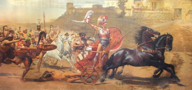 Aquiles e Heitor