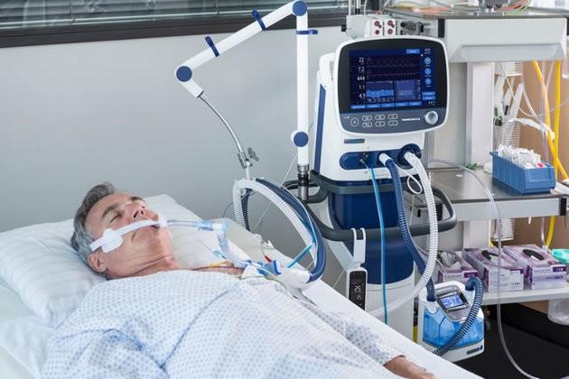 Ventilador respiratório