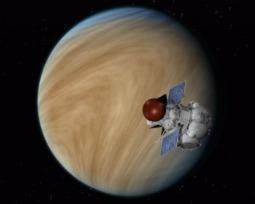 Seria Vênus um lugar melhor para colonizar do que Marte?