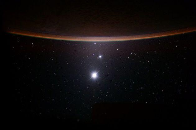 Vênus no céu