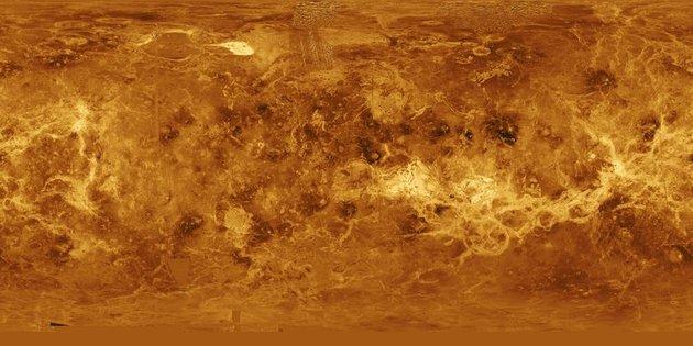 Superfície de Vênus