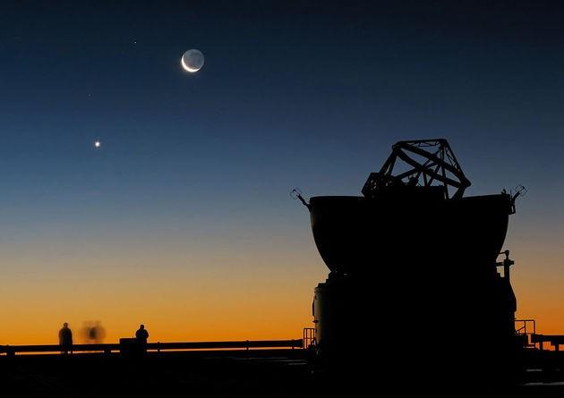 Observação de Vênus