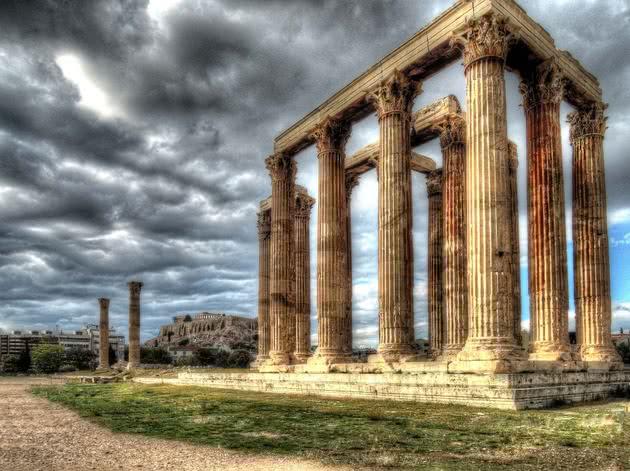 O templo de Zeus