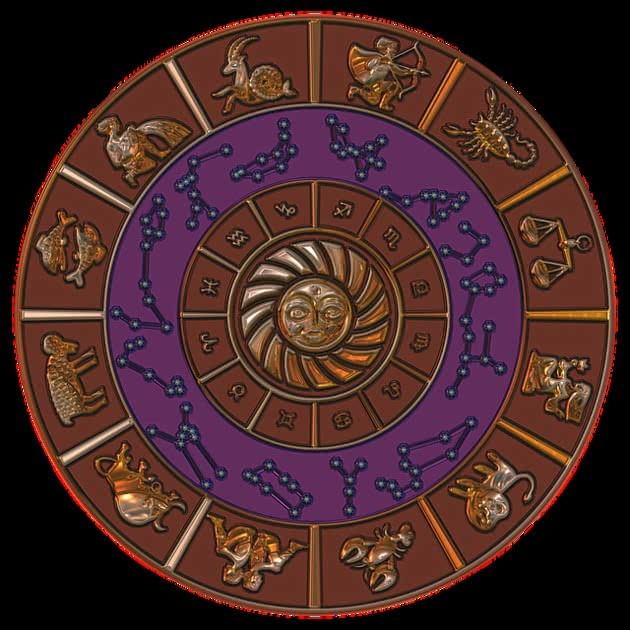 Mandala zodiaco